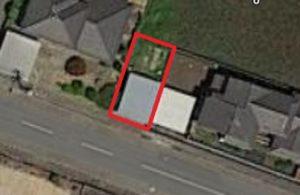 敷地全景(Google衛星)