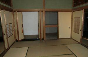 1F和室8畳