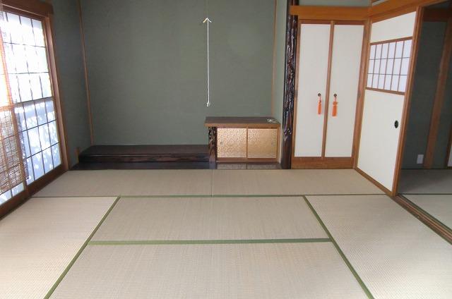 1階和室8畳1