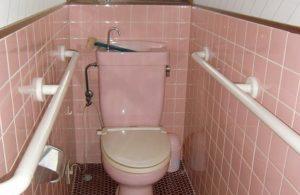 増築部トイレ