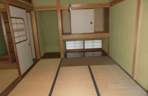 1階和室6畳