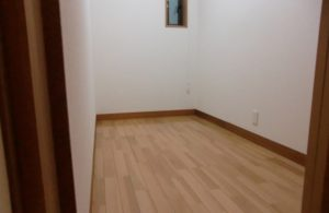 1階洋室収納室