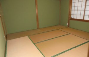 2階和室 8畳